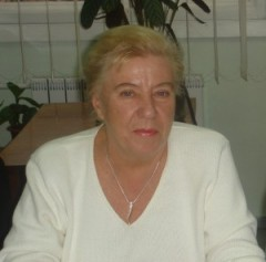 Svitlana Kolosova