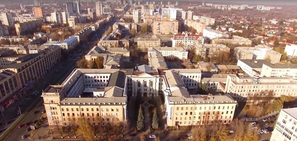 ХНУРЕ в десятці кращих університетів України
