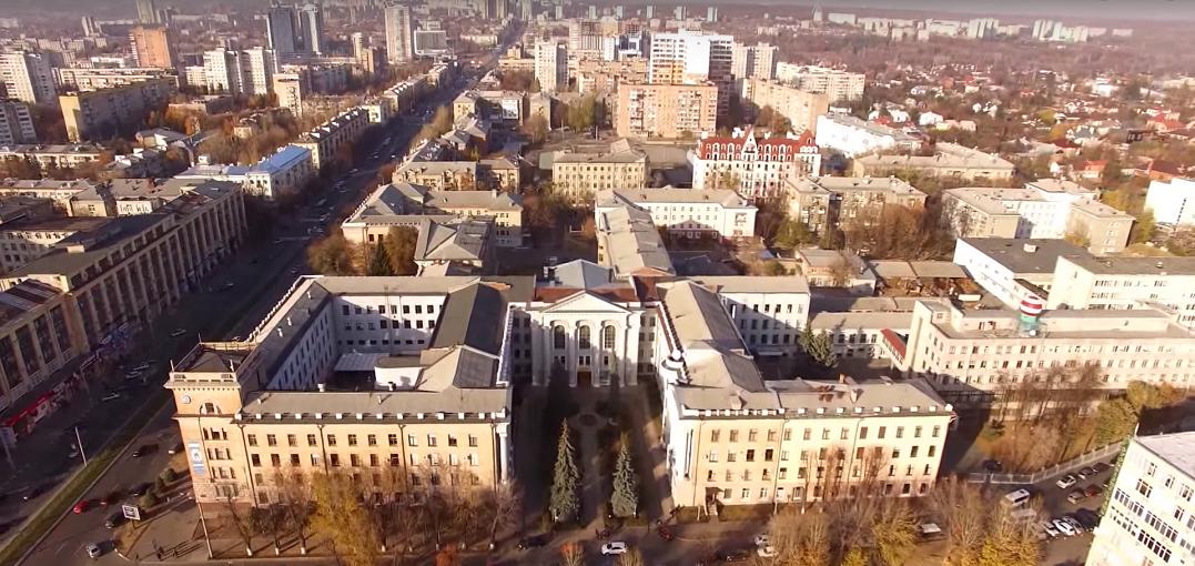 ХНУРЭ в десятке лучших университетов Украины