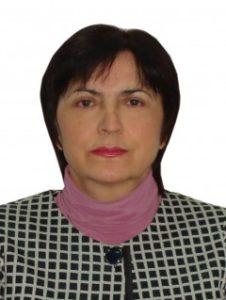 Ірина Григоріївна Гусарова