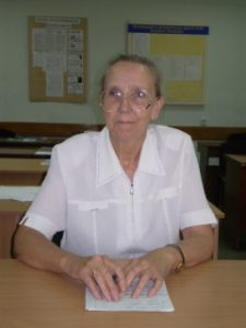Олександра Григорівна Литвин