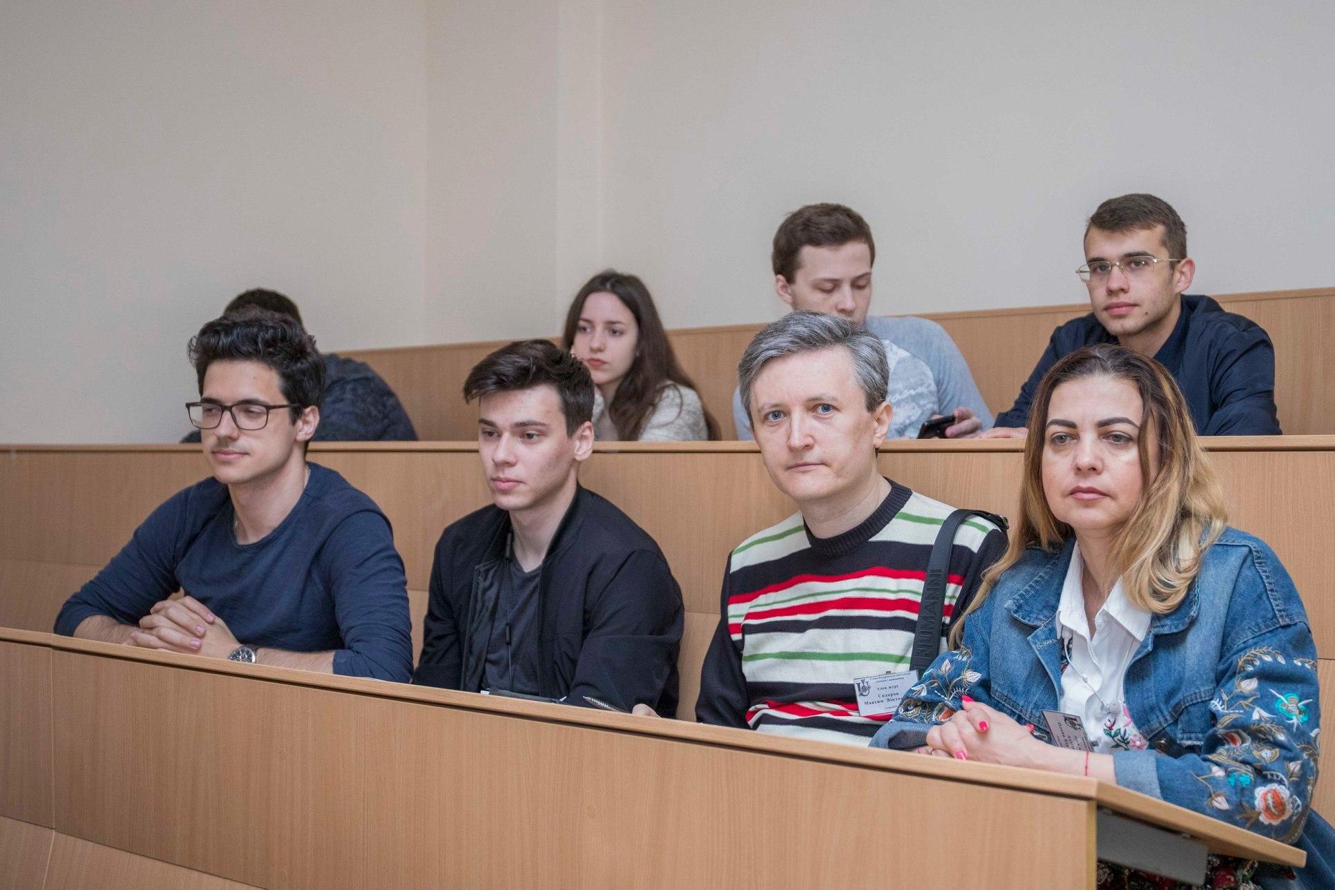 Студенты университета успешно выступили на Всеукраинской студенческой олимпиаде
